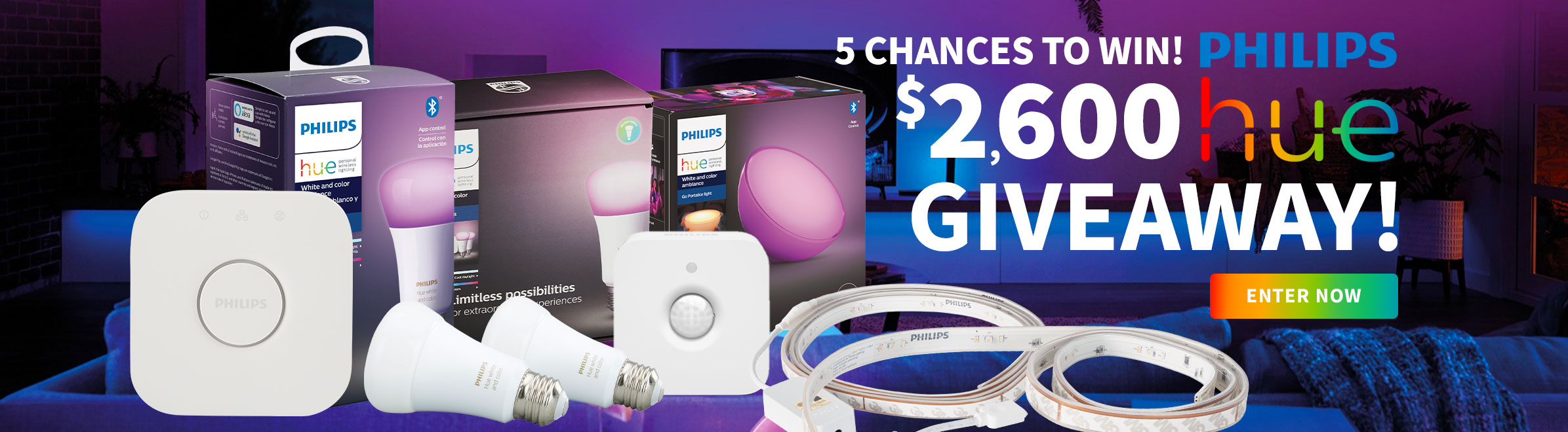 Philips Giveaway