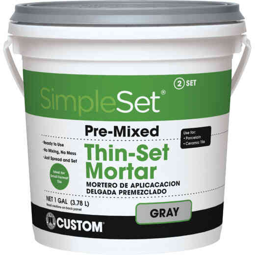 Tile Installation Supplies