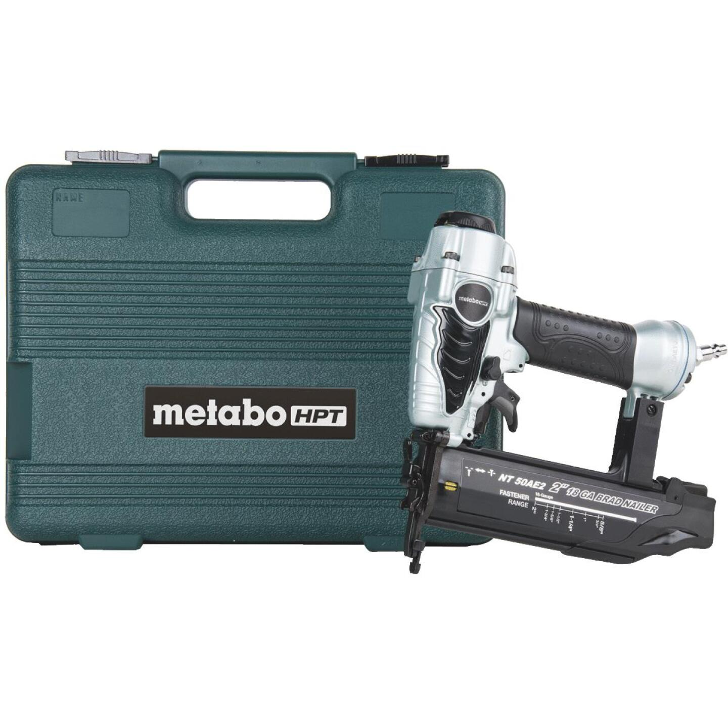 Metabo 18-Gauge 2 In. Brad Nailer Image 1