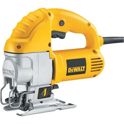 DeWalt 5.5A 4-Position 0 to 3100 SPM Jig Saw