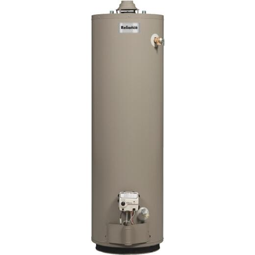 Reliance 75 Gal. Short 6yr 75,100 BTU High Recovery Natural Gas Water Heater