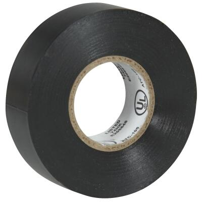 Do it General Purpose 3/4 In. x 60 Ft. Black Electrical Tape