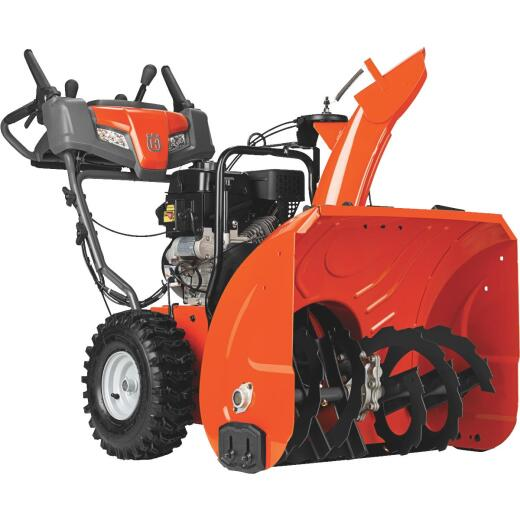 Husqvarna ST227P 27 In. 254cc 2-Stage Gas Snow Blower