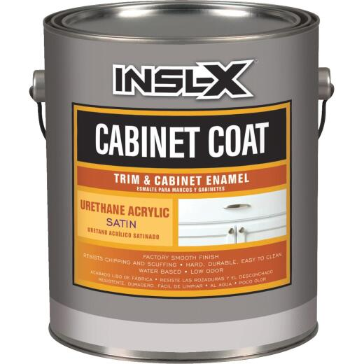 Insl-X 1 Gal. Tint Base 2 Satin Cabinet Coating