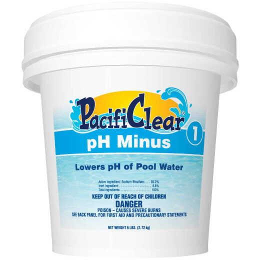 PacifiClear 6 Lb. pH Minus Balancer Granule
