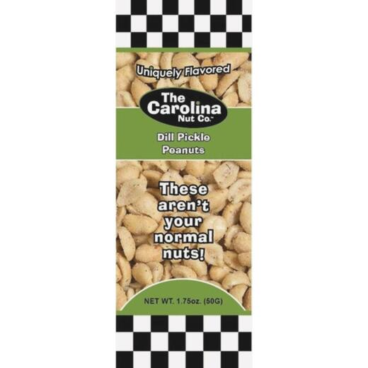 The Carolina Nut Company 1.75 Oz. Dill Pickle Peanuts