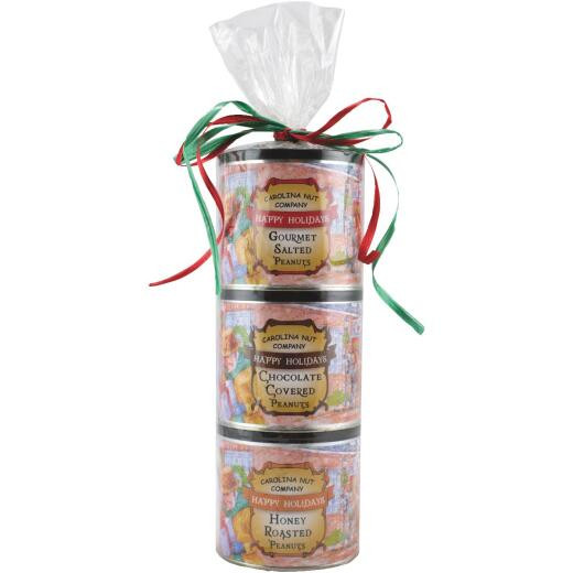 The Carolina Nut Company Holiday Peanut Tower